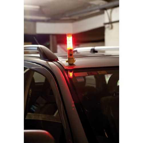 Lampe publicitaire stroke AUTOMOBILE